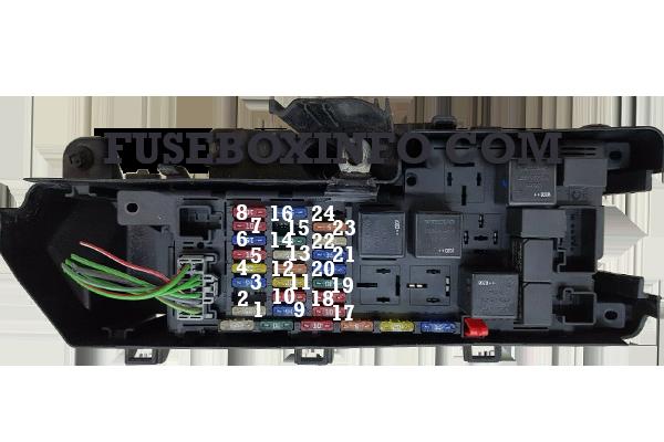 Volvo S60 2005 Fuse Box Diagram Fuse Box Info